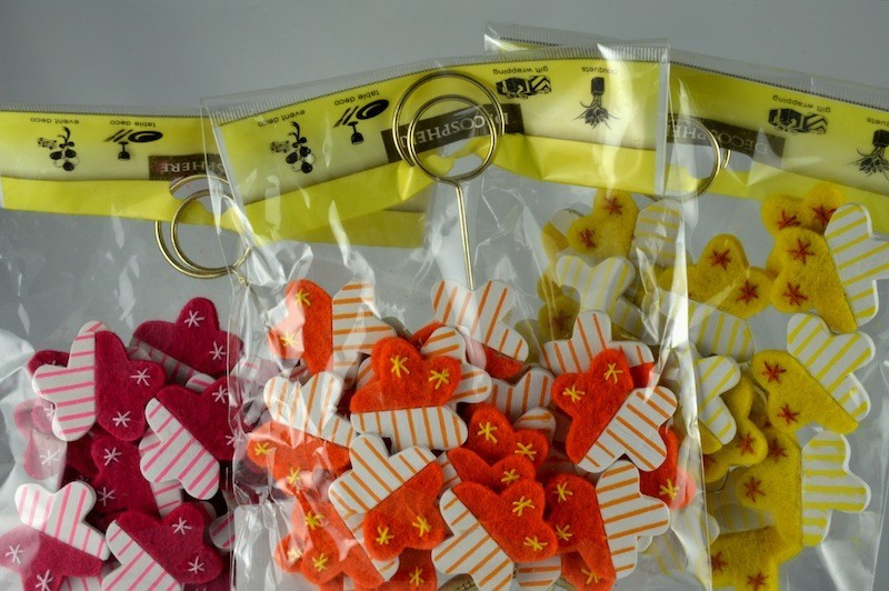 94262 - 25mm Decorative Stars with Sticky Tab (24 pieces per pack)