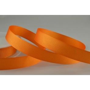 Y119 - 6mm Orange Grosgrain Ribbon x 20 Metre Rolls!
