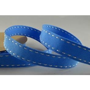 7650 Blue & White