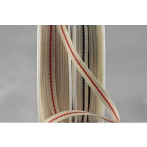 55005 - 5mm Cotton Stripe Ribbon (20 Metres)