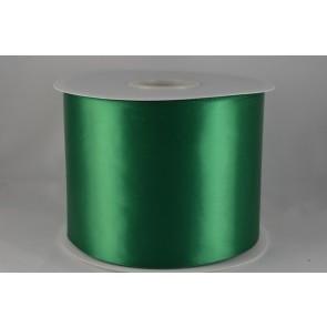 54033 100mm - Green Single Satin Sash Ribbon (50 Metres)