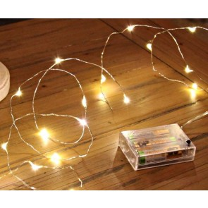 10 LED Battery Power Operated Mini Fairy Light String