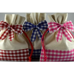 88006 - Coloured Cream Gift Bags (5 Bags per Pack)