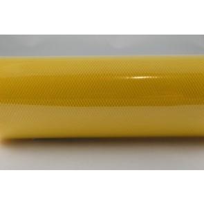 88016 - 150mm Yellow Coloured Nylon Tulle Fabric (10 Metres)
