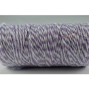 88044 - 1mm Lilac Coloured Bakers Twine (100 Metres)