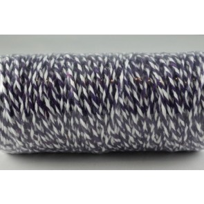 88044 - 1mm Purple Coloured Bakers Twine (100 Metres)
