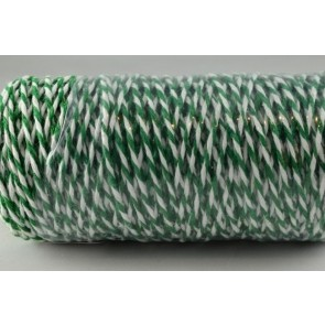 88044 - 1mm Green Coloured Bakers Twine (100 Metres)