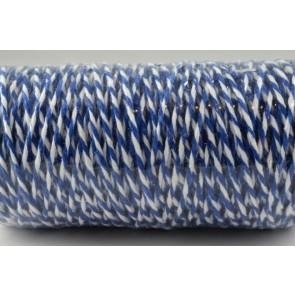 88044 - 1mm Blue Coloured Bakers Twine (100 Metres)