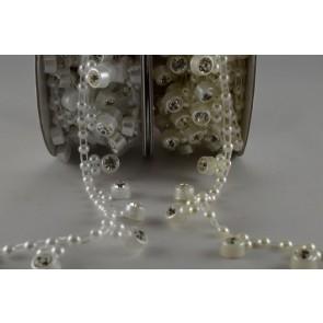 88055 - 12mm Decorative beads x 3 Metre Rolls!