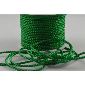 88067 - 2mm Green Coloured Wrapping Craft Cord x 20 Metre Rolls!!