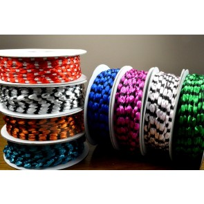 88157 - 3mm Woven Braided Thread x 25 Metre Rolls!