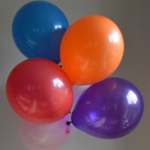 "12"" Latex Balloons (Pack of 6)"