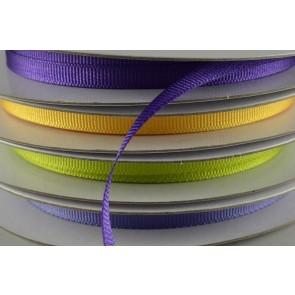 6mm Coloured Grosgrain Ribbon x 20 Metre Rolls!!