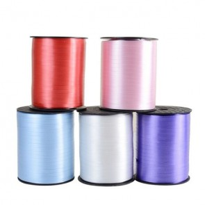 77018 -  5mm Coloured Polypropylene Curling Ribbon x 500 Metre Rolls!!