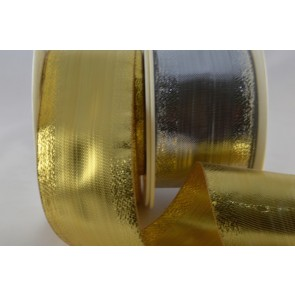 50018 - 10mm, 15mm, 25mm & 40mm Lurex Ribbon (25 Metres / 50 Metres)