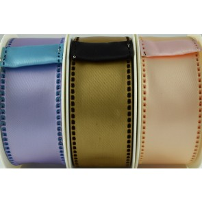 43925 - 25mm/40mm Wired Filmstrip Ribbon (10 Metres)