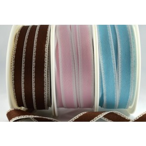 54493 - 16mm Coloured Weave & Side Stitch (20 Metres)