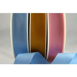 53782 - 10mm, 15mm, 25mm & 38mm Herringbone Ribbon (20 Metres & 50 Metres)