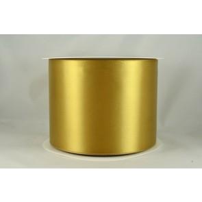 54033 100mm - Gold Single Satin Sash Ribbon (50 Metres)