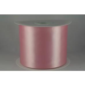 54033 100mm - Baby Pink Single Satin Sash Ribbon (50 Metres)