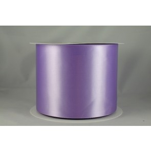 54033 100mm - Lilac Single Satin Sash Ribbon (50 Metres)