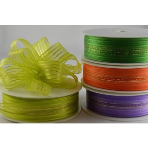 34009 - 25mm Fasbo Pull Bow Sheer Ribbon (25 metres)