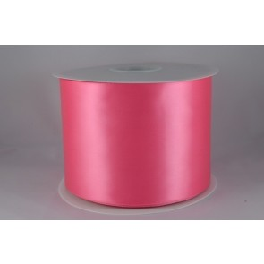 54033 100mm - Pink Single Satin Sash Ribbon (50 Metres)