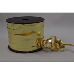 77016 - 5mm Metallic Gold Polypropylene Curling Ribbon x 250 Metre Rolls!!