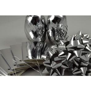 31161 - Silver Bow, Ribbon & Tags Gift Wrap Set!