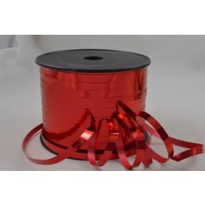 77016 - 5mm Metallic Red Polypropylene Curling Ribbon x 250 Metre Rolls!!
